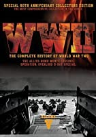 WWII, Vol. 5: The Allies Bomb Monte Cassino / Operation Overload / D Day Special [DVD] [2007] [Import anglais]