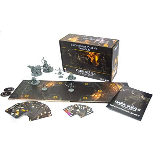 Dark Souls Steamforged Games Executioner's Chariot Expansion