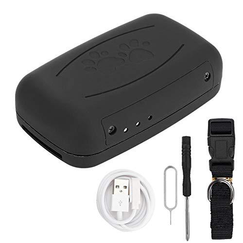 ABS Haustier Locator, Smart Pet Anti-Verlorene GPS Wasserdichte GSM/GPRS Locator Tragbare Hund Katze Finder Tracer Eingebaute Batterie, Smart Sleep Save Power Mode hinzufügen
