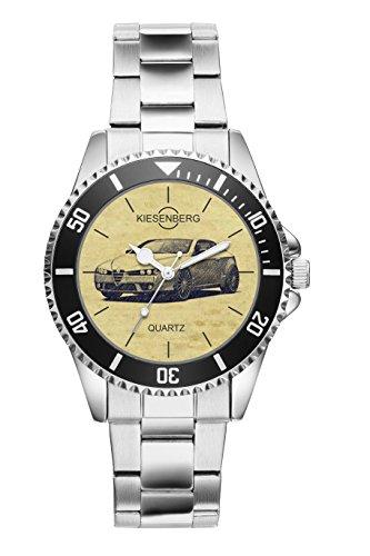 Geschenk für Alfa Romeo Brera Fahrer Fans Kiesenberg Uhr 20342