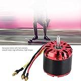 AYNEFY - Motor sin sensor, C4250 Outrunner Motor sin escobillas con hélice para patinete eléctrico aeromodelado
