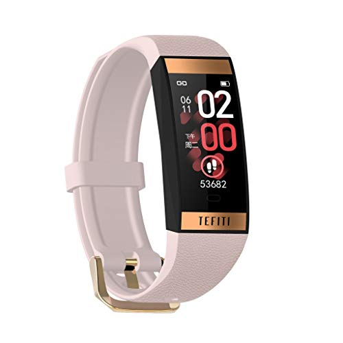 Hffan Honor Band 5i Waterproof BT4.2 Smart Bracelet 9 Sports Mode Fitness Heart Rate Sleep Monitor Timer Smartwatch for Android/iOS