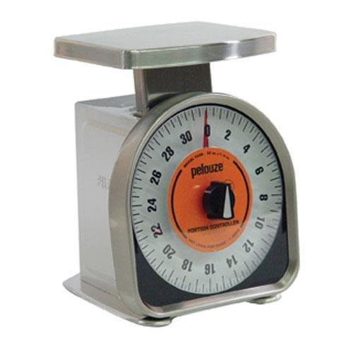 Rubbermaid - FGY32R - 32 oz by 1/4 oz Pelouze Mechanical Scale (0.25 Ounce Mechanical Scale)