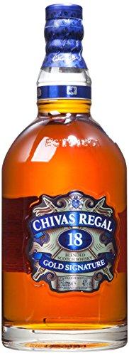 Chivas Regal 18 Years old, 1,75Liter im Leder BAG