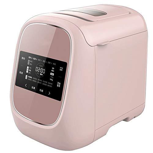 CN Máquina automática de la azada de la máquina de la Torta del WiFi Inteligente Multi-función del hogar del Pan de la máquina,Rosado,1