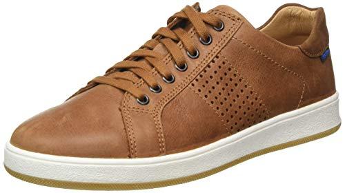 Richter Kinderschuhe Jungen Special Sneaker, Braun (Cognac 2900), 34 EU