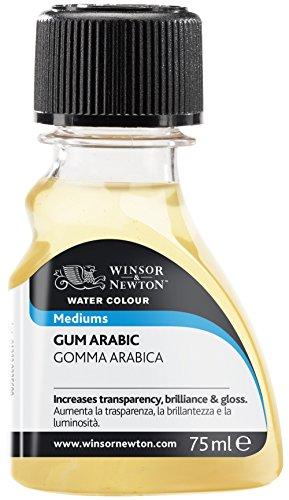 Winsor & Newton - Gomma Arabica Per Acquerello - 75 ml
