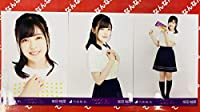 乃木坂46 柴田柚菜 写真 3・4期生ライブTシャツ 3枚No2119