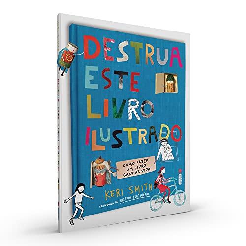 Destrua Este Livro Ilustrado