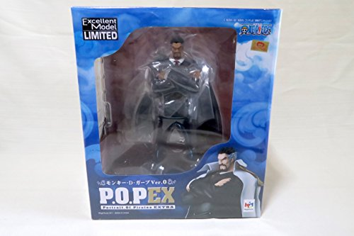 One Piece LIMITED Monkey D. Garp Vers.0 Portrait of Pirates POP P.O.P. [Toy] (japan import)