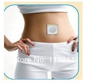 Vyage (TM) Lot de 60 patchs minceur magnétique pour perte de poids brûlant les graisses