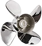 Turning Point Propeller 31501931 Express Right Stainless 4-Blade Propeller (14 X 19)