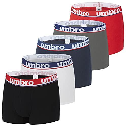 Umbro Boxer Umb/1/Bcx5, Multicolor Class5, L para Hombre