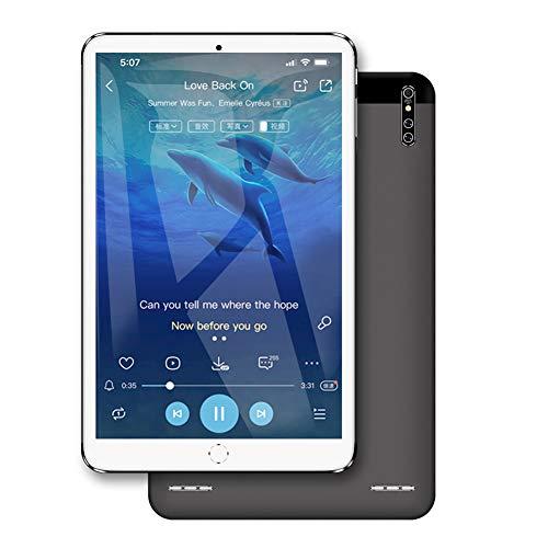 Tableta Baratas y Buenas de 10 Pulgadas con Dual SIM y Cámara Dual,Procesador Octa-Core,1 GB RAM + 16 GB ROM,Android 5.1,FHD IPS Display,3G WiFi Bluetooth GPS Tpye-C(Gris)