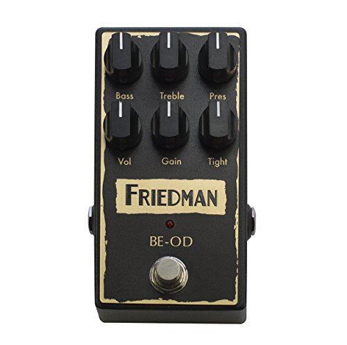 Friedman Amplification...