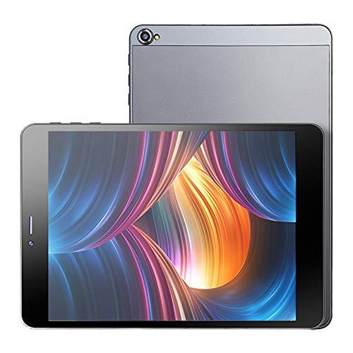 Tablet PC Aprendizaje Smart PC Pantalla HD 32GB Soporte de Doble Tarjeta de Doble Modo de Espera Bluetooth WiFi GPS Batería de Gran Capacidad Cámaras HD Delanteras y traseras