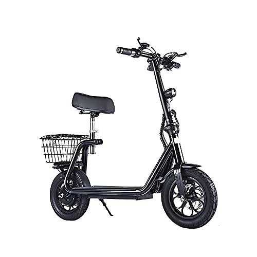 AOVO®Bogist M5 pro scooter elettrico di grande potenza 500W scooter pieghevole con chilometraggio massimo lungo 40 km