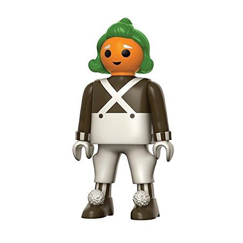 Funko - Figurine Charlie et la Chocolaterie Playmobil - Oompa Loompa 15cm - 0849803077808