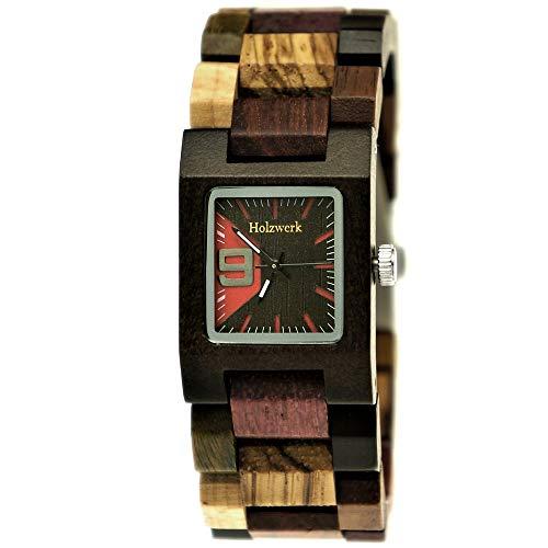 Reloj - Holzwerk Germany - Para Mujer - HK8S7SDASgdjus