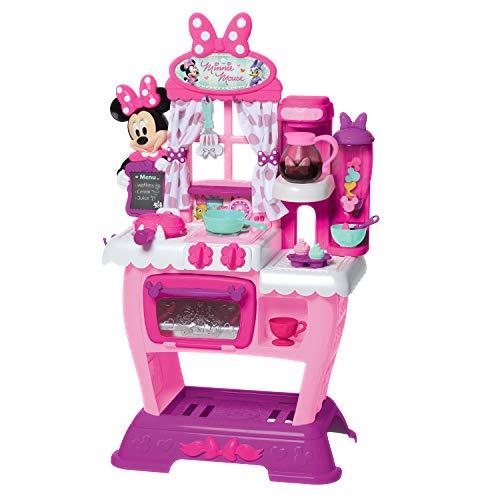 cafetera juguete con sonido fabricante Minnie Mouse