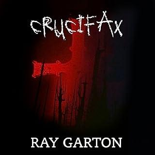Crucifax audiobook cover art