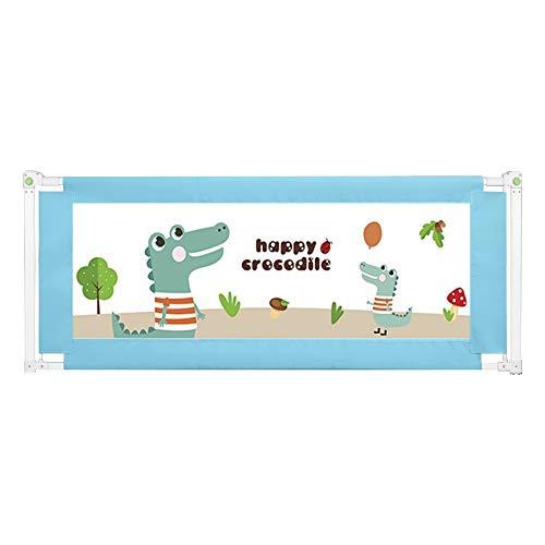 Barriera letto HUO Safety 1st Sponda Sicurezza Ribaltabile Universale Sponda Letto Anti Caduta Sponda di Sicureza Disponibile in Diversi Colori (Color : A, Size : 150cm)