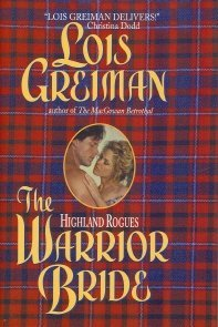 The Warrior Bride (Highland Rouges Series)