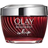 Face Moisturizer by Olay Light Face Moisturizer Cream Oil Free Regenerist Whip, 2 Month Supply