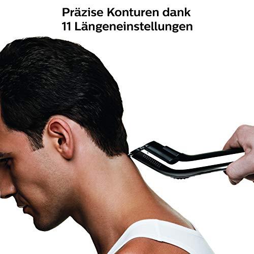 Philips Series 3000 Haarschneider (11 Längen) schwarz Abbildung 3