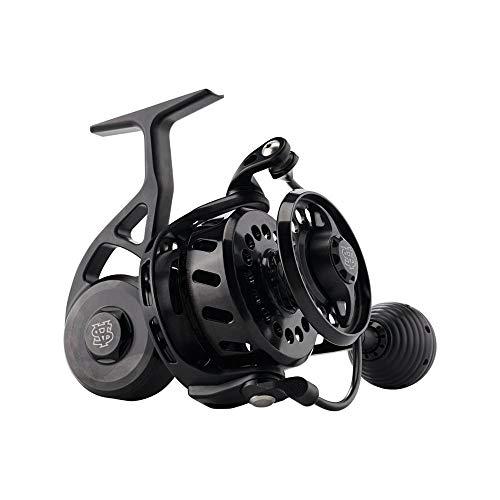 New Van Staal VR125 Black Bailed Series Spinning Reel
