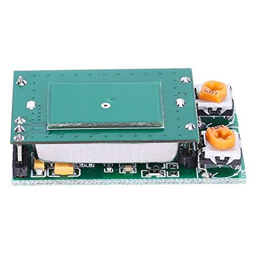 Jeanoko Mikrowellenradarsensor Radarsensor-Schaltmodul Mikrowellenradar-ISM-Wellenbandschaltermodul für die...