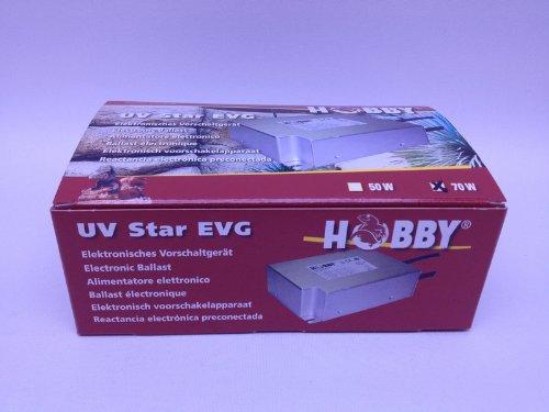 Hobby 37303 UV Star EVG, mit Kabeln, 70 W