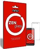 ZenGlass Flexible Glas-Folie kompatibel mit HTC One M9 Panzerfolie I Bildschirm-Schutzfolie 9H