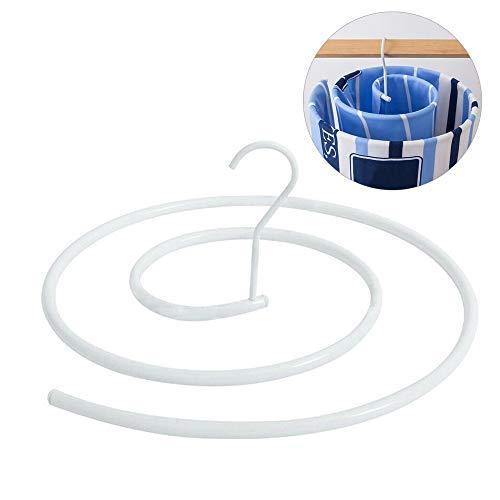Find Discount Quilt Drying Rack, Rotating Quilt Storage Rack Hanger, Drying Rack Spiral Shaped Hange...