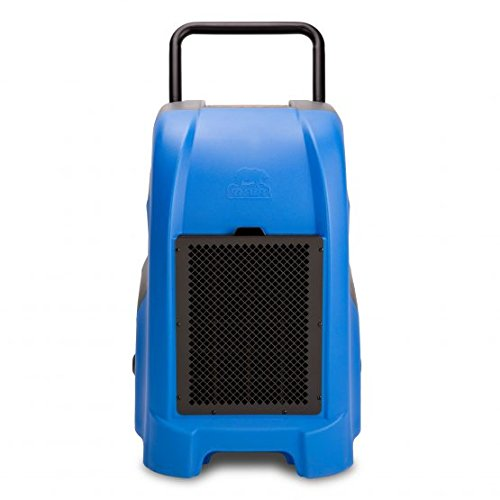 B-Air Vantage1500 Industrial Commercial Dehumidifier for Pro Water Damage Restoration Equipment in Basements, Houses, Other Work Sites, Blue
