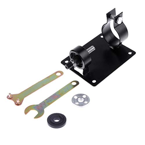 SDY-SDY 10/13mm Electric Drill Cutting Seat Stand Cutting Base Machine Bracket Rod Bar Drill Base+2 Wrenches+2 Gaskets Wrenches