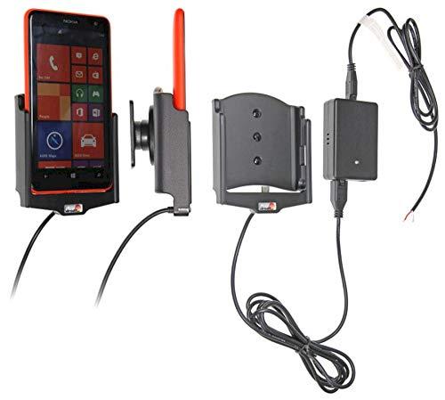 Brodit Molex - Soporte para móviles Nokia Lumia 625 (Altavoces incorporados), negro