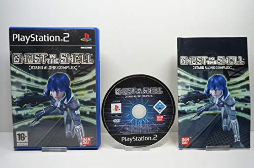 Ghost in the shell stand alone complex - Playstation 2 - PAL UK
