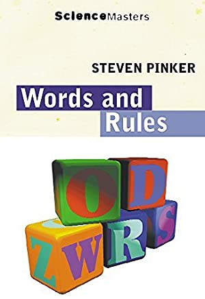 [Words and Rules (Science Masters)] [By: Prof Steven Pinker] [x]