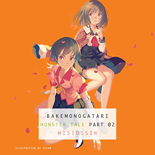 『BAKEMONOGATARI, Part 2』のカバーアート