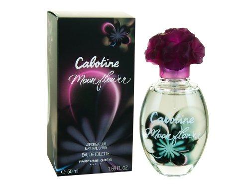 Cabotine Moon Flower de Gres Eau de Toilette Vaporisateur 50ml