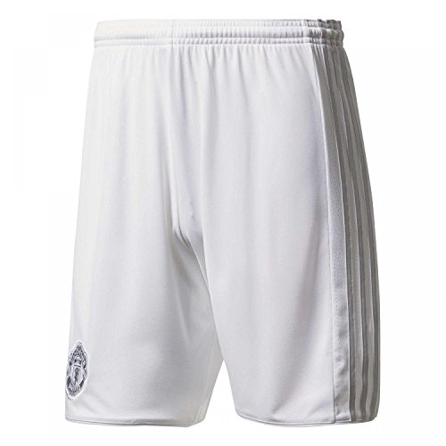adidas Herren Manchester United Replica Third Shorts, White/Lgsogr, S