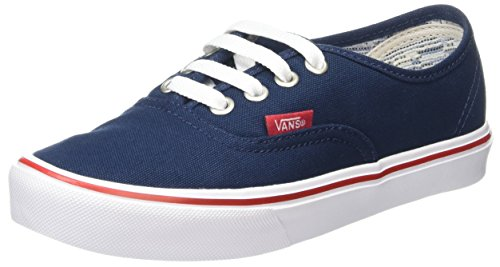 Vans Unisex-Erwachsene Authentic Lite Va2Z5Jn66 Sneaker, Blau (Speckle Dress Blues/White), 42.5 EU