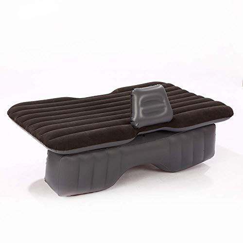 LQZHP Aufblasbares Reisekissen aufblasbare Matratze Rücksitz-aufblasbares Schlafkissen für LKW, SUV, Minivan, kompaktes Doppelbett