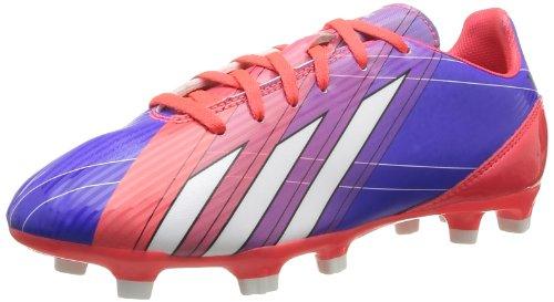 adidas adidas Herren F10 TRX Fg J Fußballschuhe, Turbo/Noir/Blanc, 38 EU
