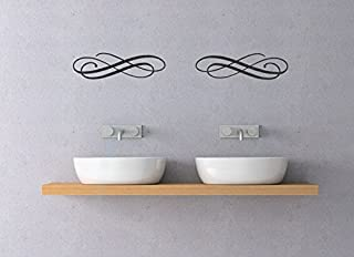 Best scroll wall decals Reviews