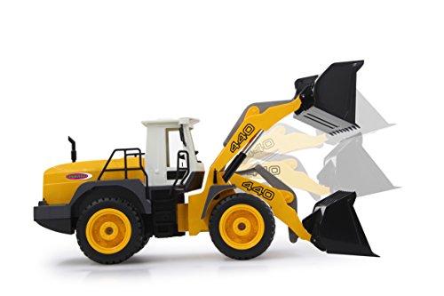 RC Auto kaufen Baufahrzeug Bild 5: Jamara 401722 - Radlader 440 1:20*