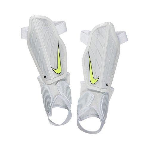 Nike Kinder Protegga Flex Knieschoner, White/Black, M