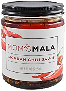 Mom's Mala Sichuan Chili Sauce