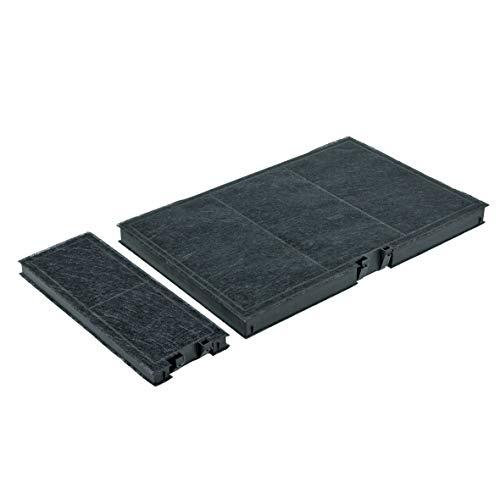 Kohlefilterset Fettfilter Aktivfilter Filter Dunstabzugshaube ORIGINAL Gagexakt 11018700 9001246937 9001246938